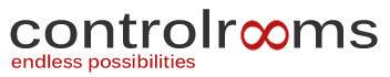 controlrooms GmbH Kontrollraum- Leitwarte-Planung |  Sicherheits Verkehrszentralen