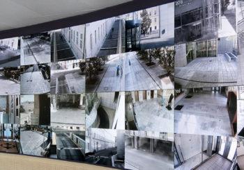 Sicherheitszentralen und Gebäudeüberwachung