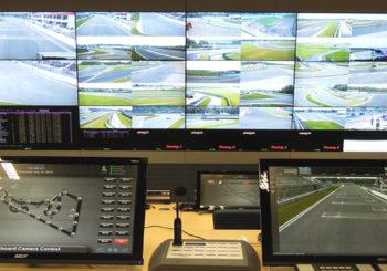 Race Control für Rennstrecken